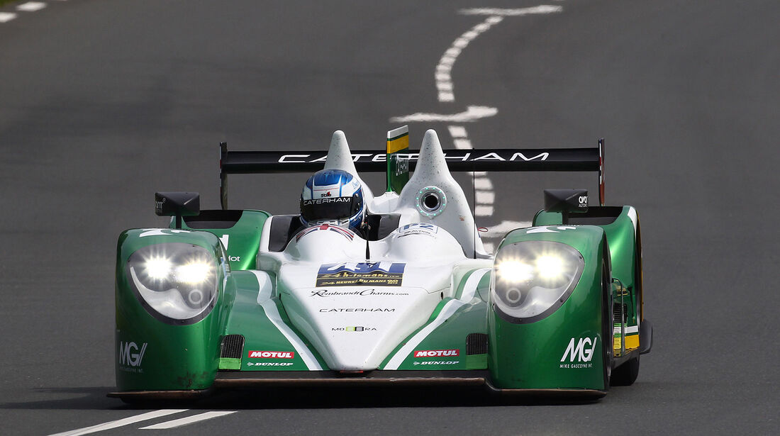 24h-Rennen Le Mans 2013, #41