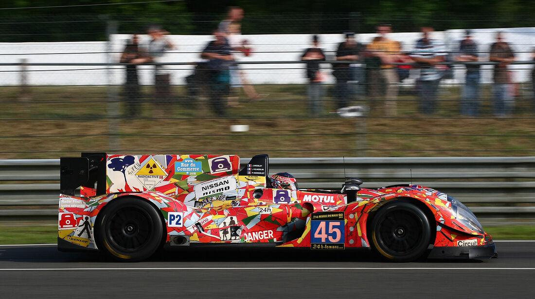 24h-Rennen Le Mans 2013, #45
