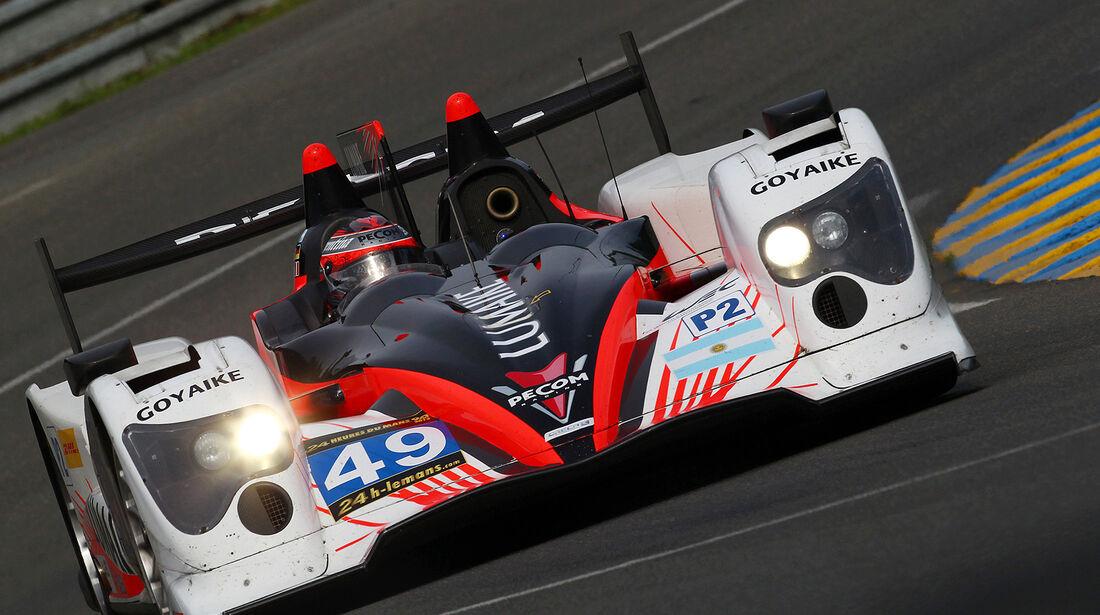 24h-Rennen Le Mans 2013, #49