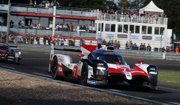 24h-Rennen Le Mans 2018 - Toyota TS050 Hybrid - Startnummer #7