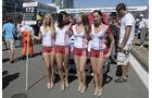 24h Rennen Nürburgring 2009 Gridgirls