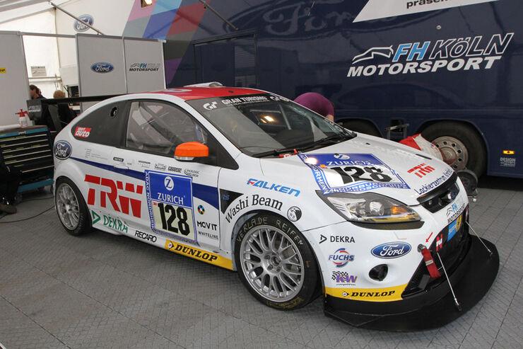 24h Rennen Nürburgring 2011 Ford Focus