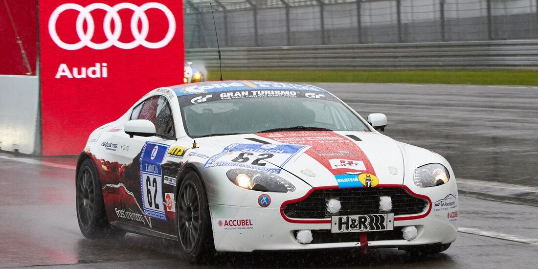 24h-Rennen Nürburgring 2013, Aston Martin Vantage GT4 , SP 10 GT4, #62