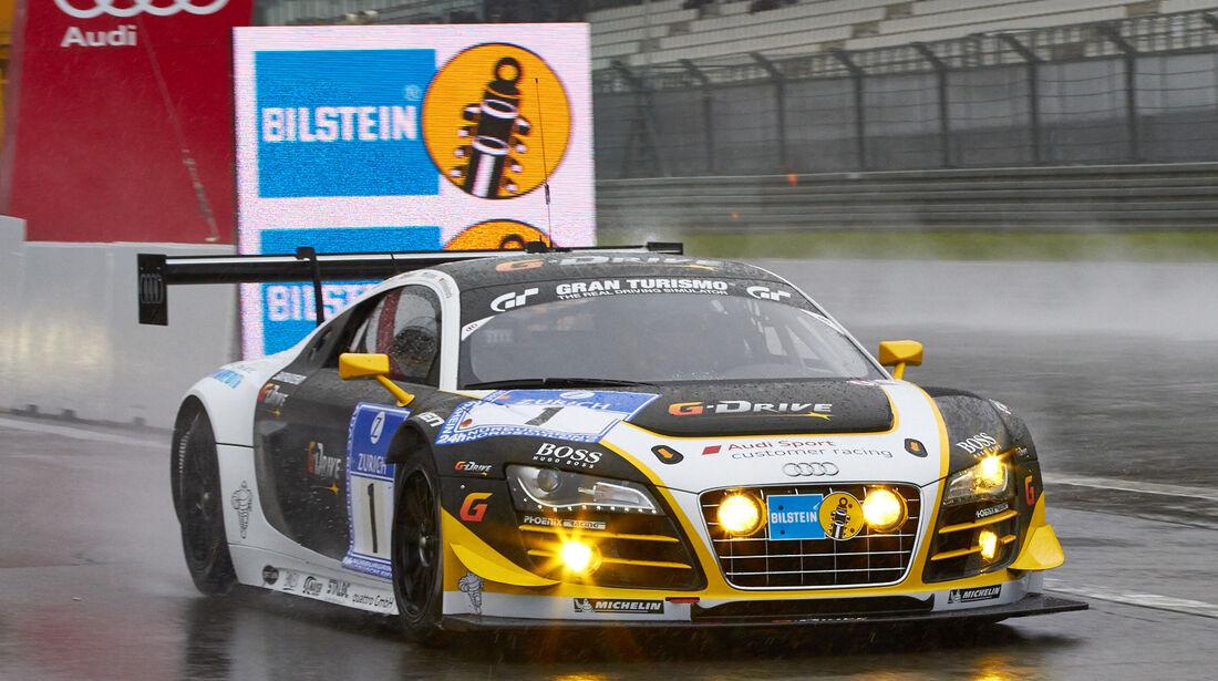 24h-Rennen Nürburgring 2013, Audi R8 LMS ultra , SP 9 GT3, #1