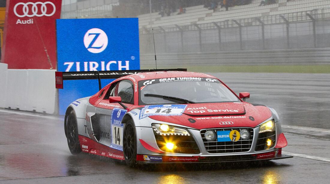 24h-Rennen Nürburgring 2013, Audi R8 LMS ultra , SP 9 GT3, #14