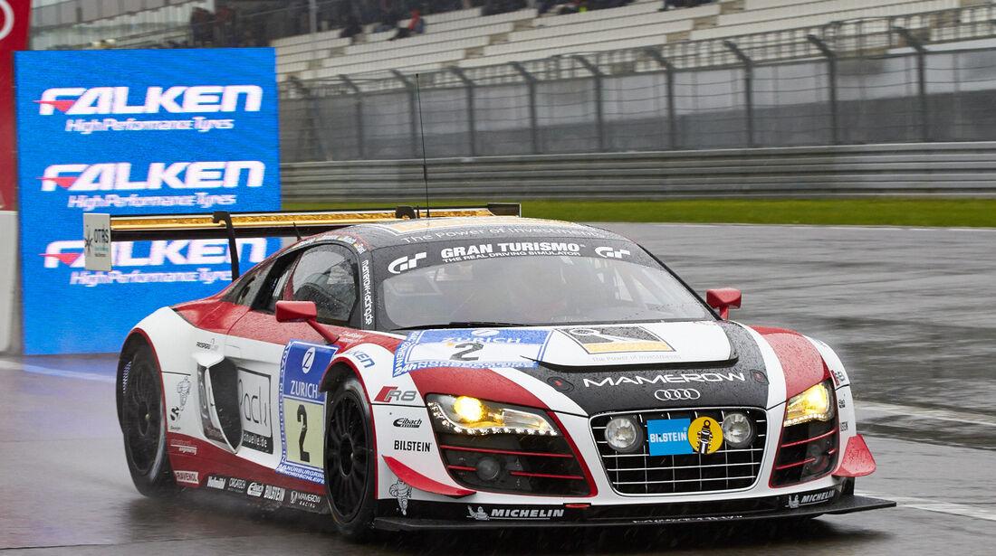 24h-Rennen Nürburgring 2013, Audi R8 LMS ultra , SP 9 GT3, #2