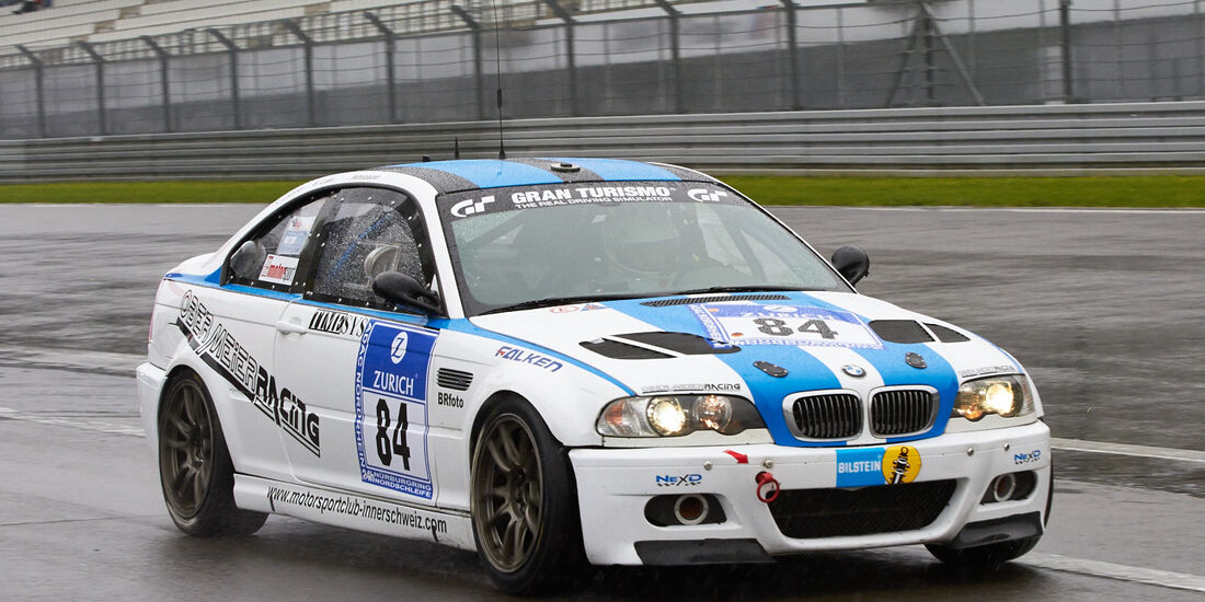 24h-Rennen Nürburgring 2013, BMW E46 M3 , SP 6, #84