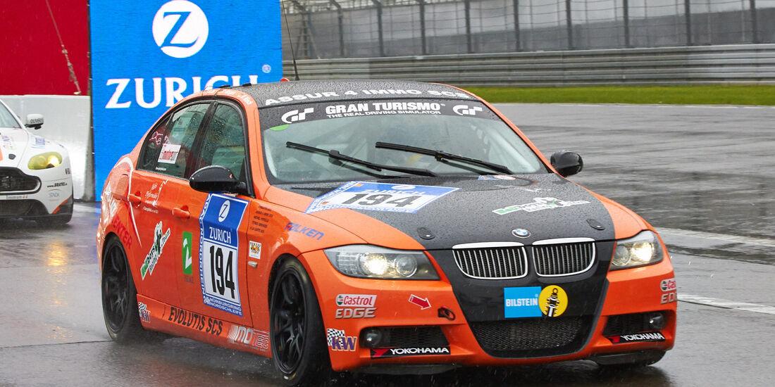 24h-Rennen Nürburgring 2013, BMW E90 325i , V4, #194
