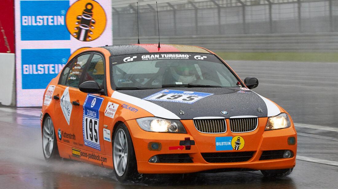 24h-Rennen Nürburgring 2013, BMW E90 325i , V4, #195
