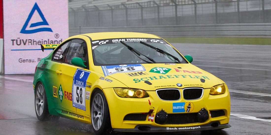 24h-Rennen Nürburgring 2013, BMW M3 GT4 , SP 10 GT4, #58