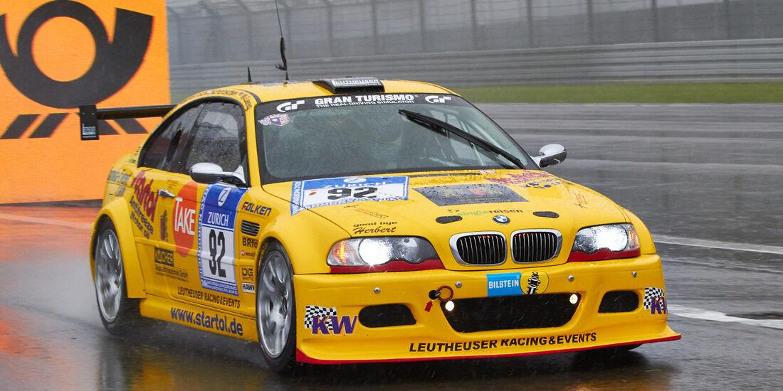 24h-Rennen Nürburgring 2013, BMW M3 , SP 4 + SP 5, #92
