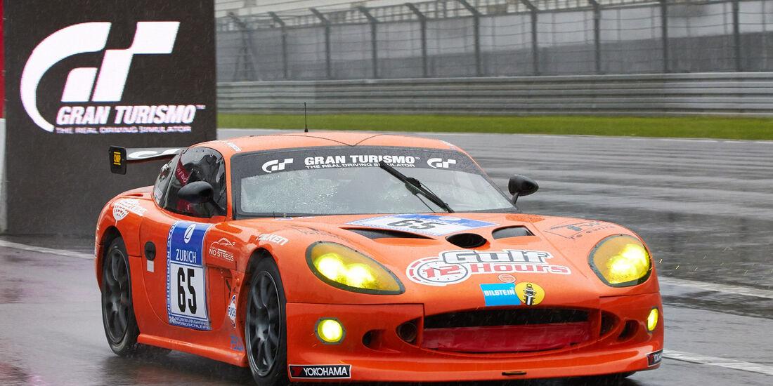 24h-Rennen Nürburgring 2013, Ginetta GT4 G50 , SP 10 GT4, #65