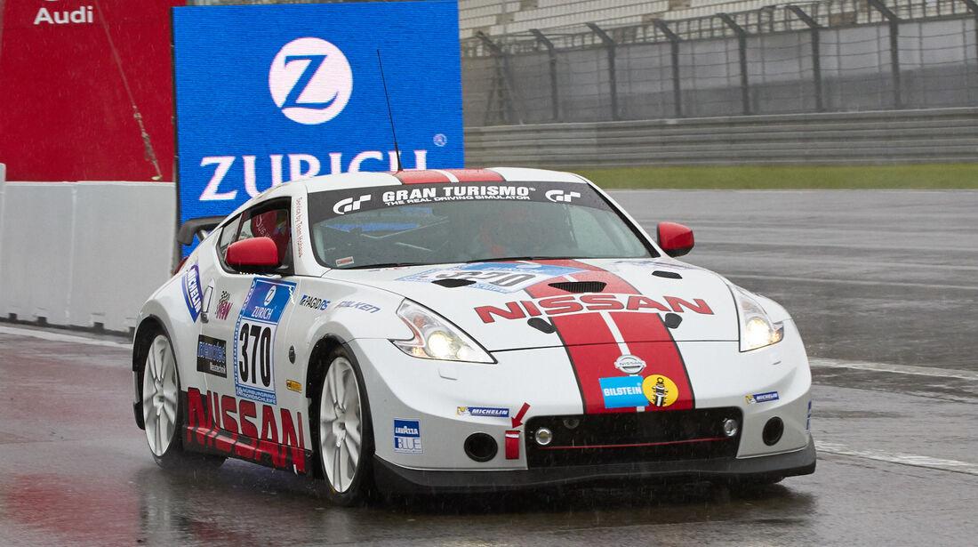 24h-Rennen Nürburgring 2013, Nissan 370 Z , SP 7, #370