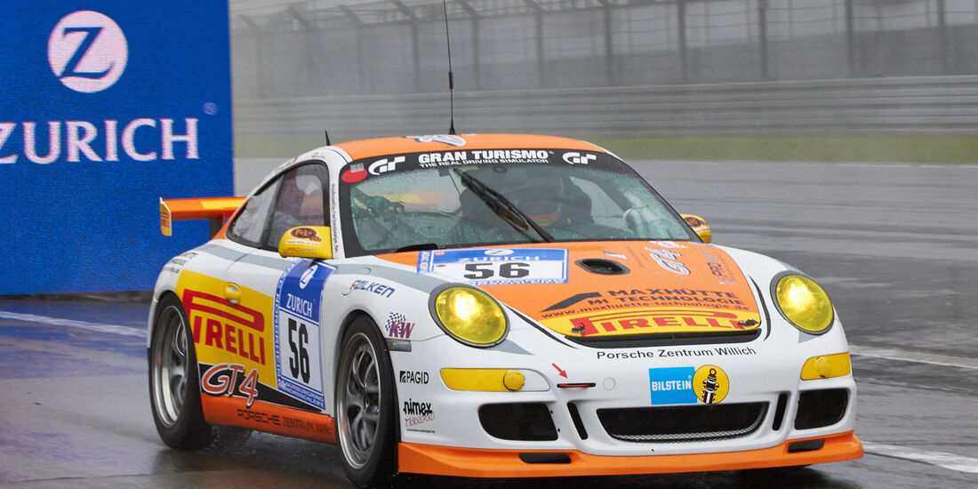 24h-Rennen Nürburgring 2013, Porsche 997 GT4 , SP 10 GT4, #56