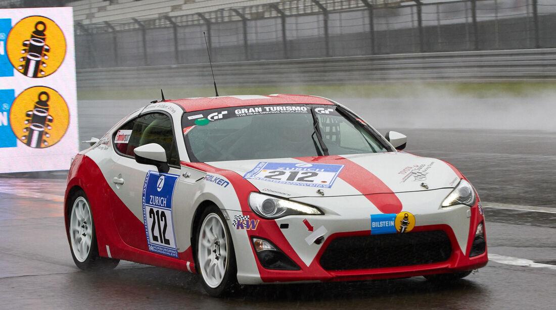 24h-Rennen Nürburgring 2013, Toyota GT86 , V3, #212