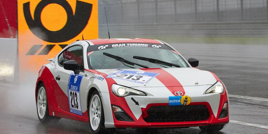 24h-Rennen Nürburgring 2013, Toyota GT86 , V3, #213