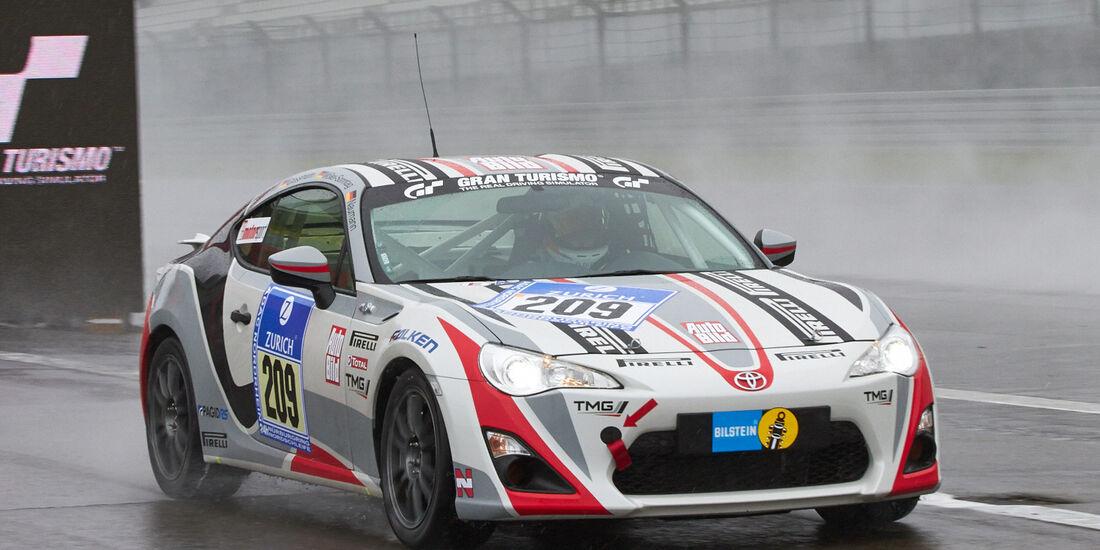 24h-Rennen Nürburgring 2013, Toyota TMG GT86 Cup , V3, #209