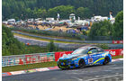 24h-Rennen Nürburgring 2014 - Unfälle - BMW M235i Racing