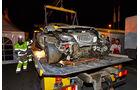 24h-Rennen Nürburgring 2014 - Unfälle - BMW Z4 GT3