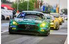 24h-Rennen Nürburgring 2016 - Nordschleife - Samstag 28.5.2016