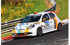 24h-Rennen Nürburgring 2017 - Nordschleife - Startnummer 118 - Renault Clio RS Cup - Klasse SP 3
