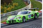 24h-Rennen Nürburgring 2017 - Nordschleife - Startnummer 13 - Chrysler Dodge Viper CC - skate-aid - Klasse AT