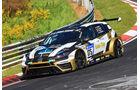 24h-Rennen Nürburgring 2017 - Nordschleife - Startnummer 175 - Volkswagen Golf GTI TCR - mathilda racing - Klasse TCR