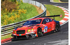 24h-Rennen Nürburgring 2017 - Nordschleife - Startnummer 36 - Bentley Continental GT3 - Bentley Team Abt - Klasse Sp 9 LG