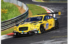 24h-Rennen Nürburgring 2017 - Nordschleife - Startnummer 37 - Bentley Continental GT3 - Bentley Team Abt - Klasse SP 9 LG