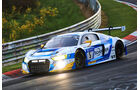 24h-Rennen Nürburgring 2017 - Nordschleife - Startnummer 5 - Audi R8 LMS - Phoenix Racing - Klasse SP 9