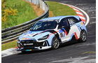 24h-Rennen Nürburgring 2017 - Nordschleife - Startnummer 95 - Hyundai I30 N - Hyundai N - Klasse SP 3T