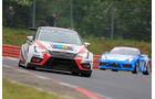 24h-Rennen Nürburgring 2018 - Nordschleife - Seat Cupra TCR - Startnummer #176
