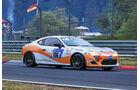 24h-Rennen Nürburgring 2018 - Nordschleife - Startnummer #116 - Toyota GT86 - Pit Lane - AMC Sankt Vith - SP3