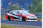 24h-Rennen Nürburgring 2018 - Nordschleife - Startnummer #123 - Toyota Corolla Altis - Toyota Gazoo Racing Team Thailand - SP3