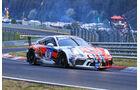 24h-Rennen Nürburgring 2018 - Nordschleife - Startnummer #57 - Porsche 911 GT3 Cup - Gigaspeed Team Get Speed Performance - SP7
