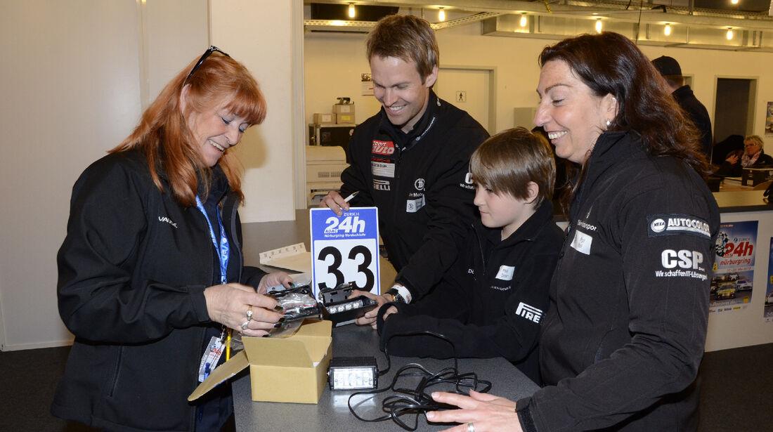 24h Rennen Nürburgring Christian Gebhardt Dörr Porsche