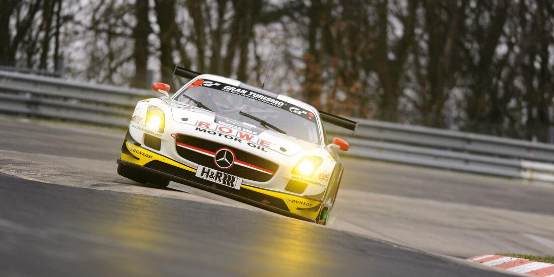 24h-Rennen Nürburgring, Mercedes AMG
