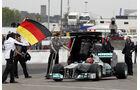 24h-Rennen Nürburgring - Michael Schumacher - 19. Mai 2013