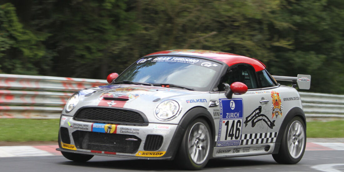 24h Rennen Nürburgring Sonntag Mini