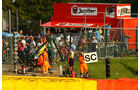 24h-Rennen, Spa-Francorchamps 2014, Crash, Unfal