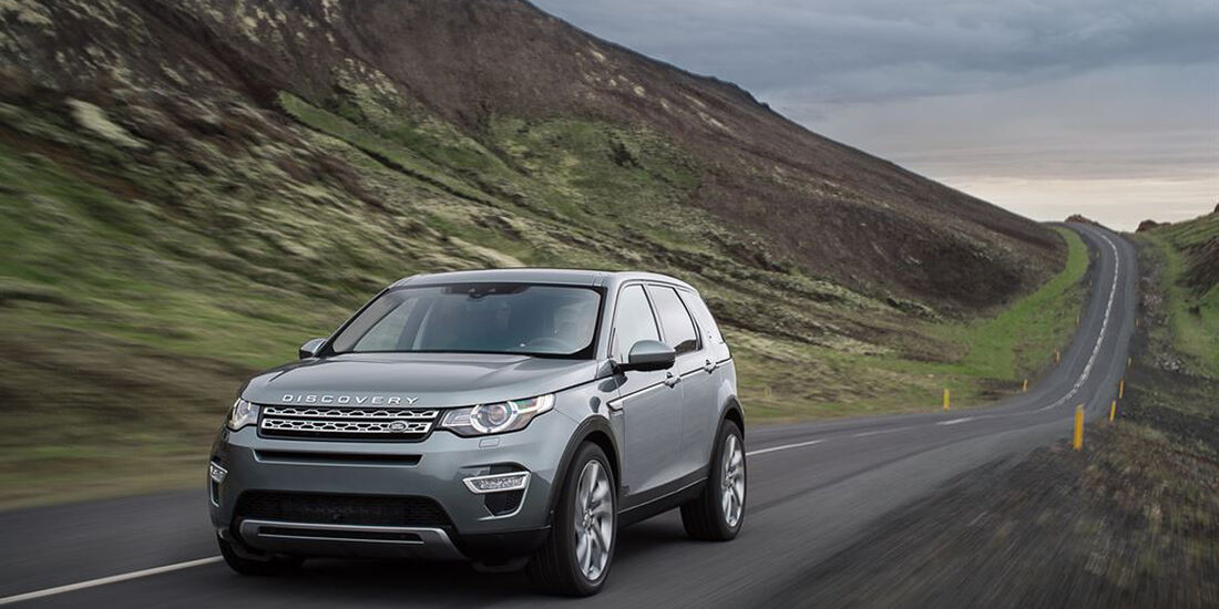 25 Jahre Land Rover Discovery, Discovery Sport IV