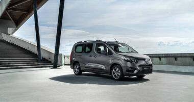 4/2019, Toyota Proace City 2020
