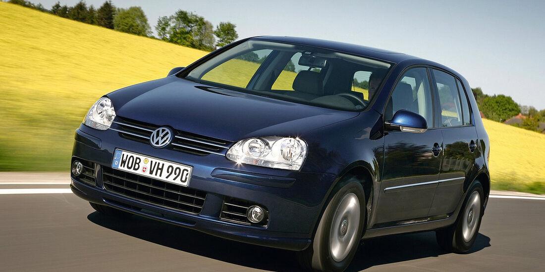 40 Jahre VW Golf, Golf V