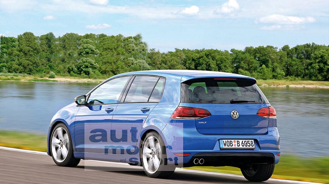 40 Jahre VW Golf, Golf VII