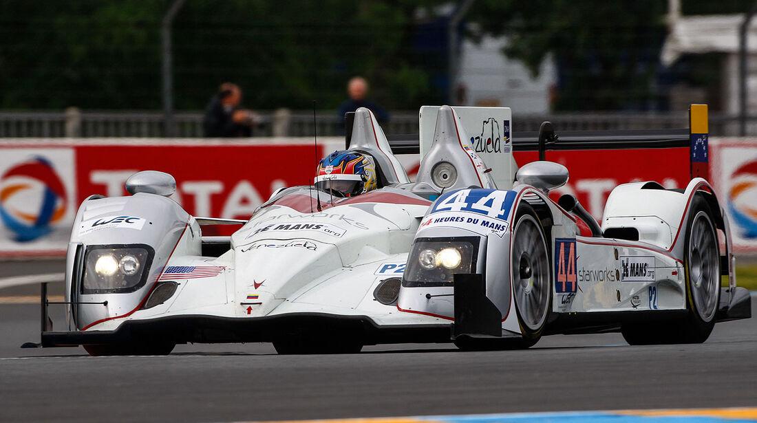 44-lmp2, 24h-Rennen LeMans 2012