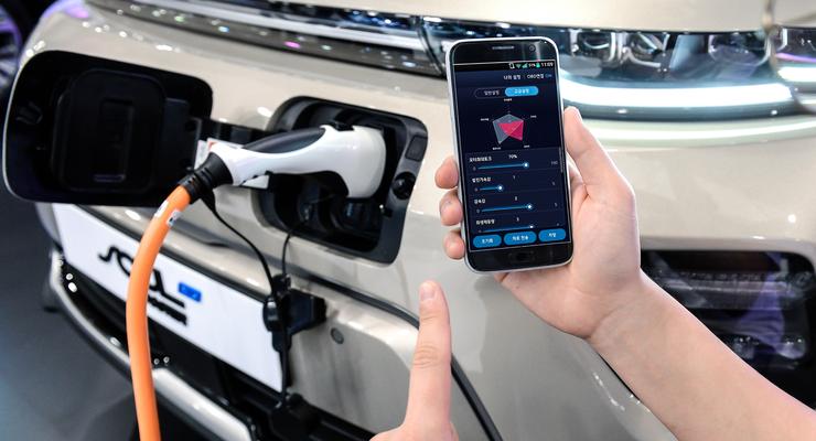 5/2019, Hyundai Elektroauto App