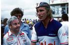 50 Jahre McLaren, Formel 1, Teddy Mayer