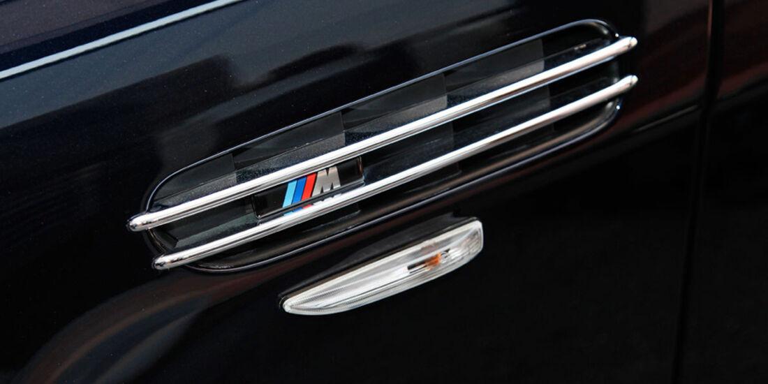 7er BMW Kiemen vom M5