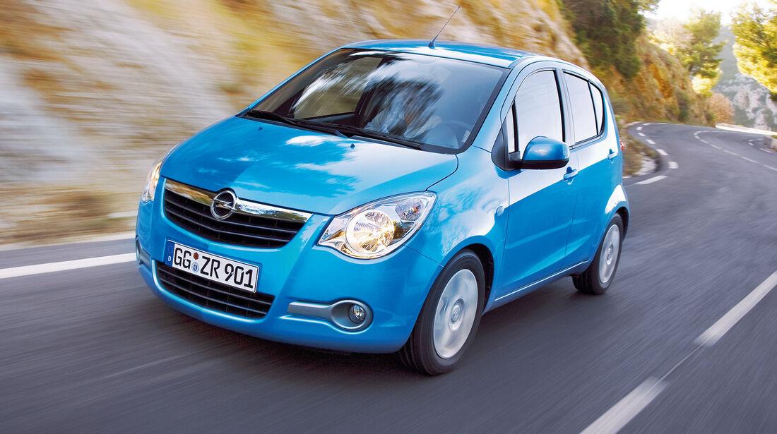 A 15 Opel Agila