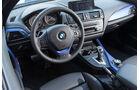 AC Schnitzer-BMW M135i xDrive, Cockpit